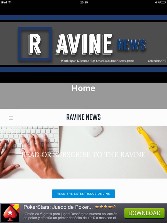 Ravine News screenshot 5