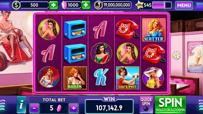 Slot Bonanza - 777 Slots Games Screenshot