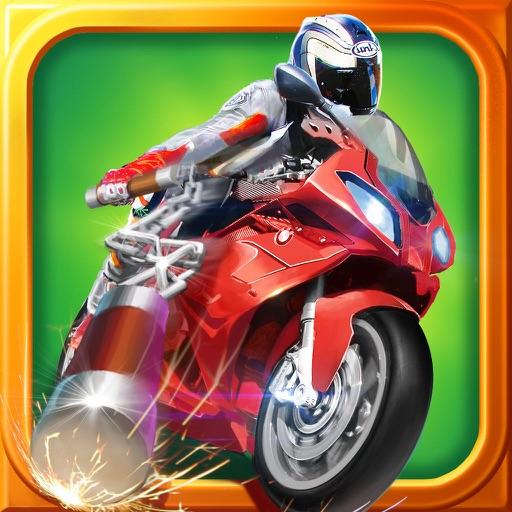 飞奔摩托-Motor Racing