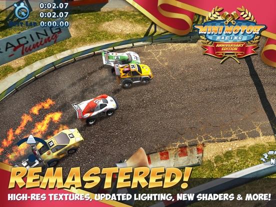 Mini Motor Racing для iPad