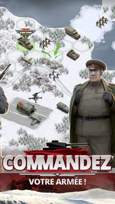 Screenshot #2 pour 1941 Frozen Front