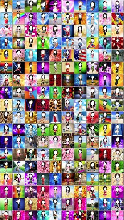 Bobblehead -Fun Selfie Profile photo for snapchat screenshot-3