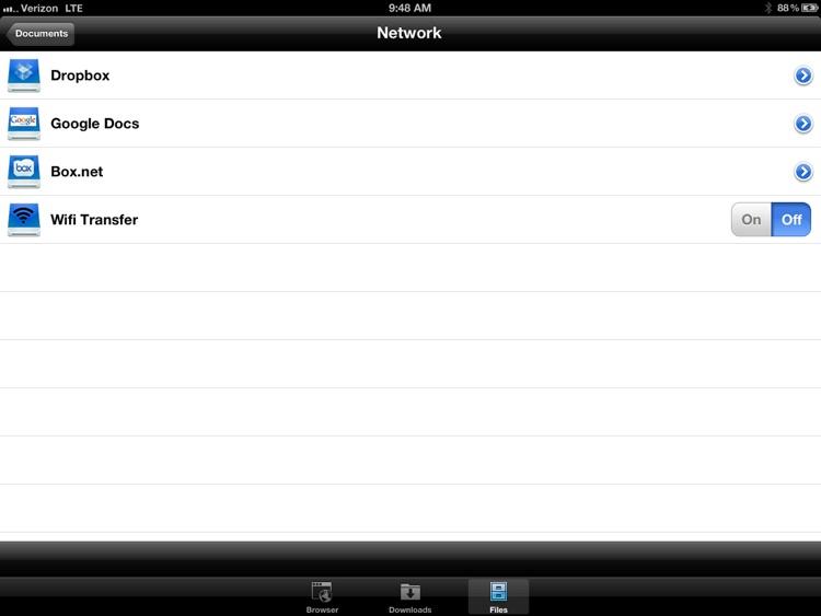 Docs U - Edit Office & Word Documents for iPad screenshot-3