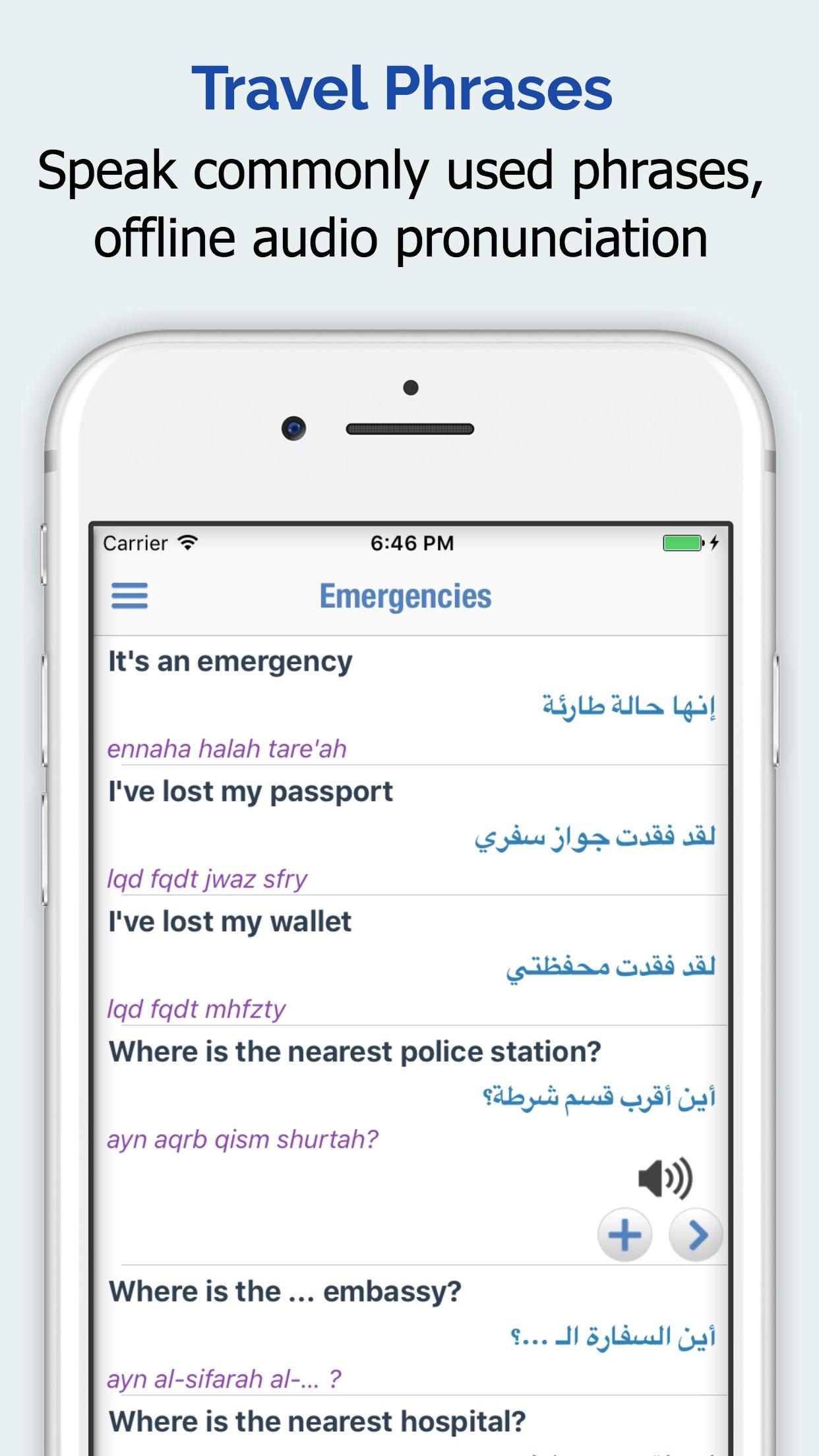Arabic Dictionary Elite Screenshot