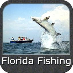 Marine&Lakes : Florida fishing GPS chart Navigator