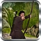 Tir à l'arc dans le jeu Jungle-Animals 3D Shooter icon