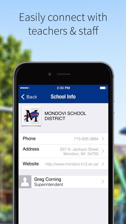 School District of Mondovi