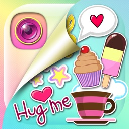 Cute Photo Editor & Funny Selfie Camera Stickers