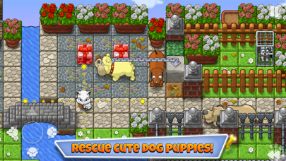 Screenshot from Save The Puppies