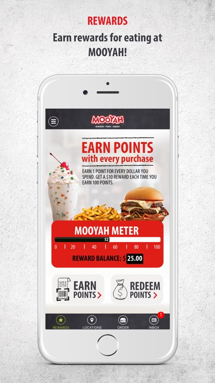 MOOYAH Rewards screenshot-1