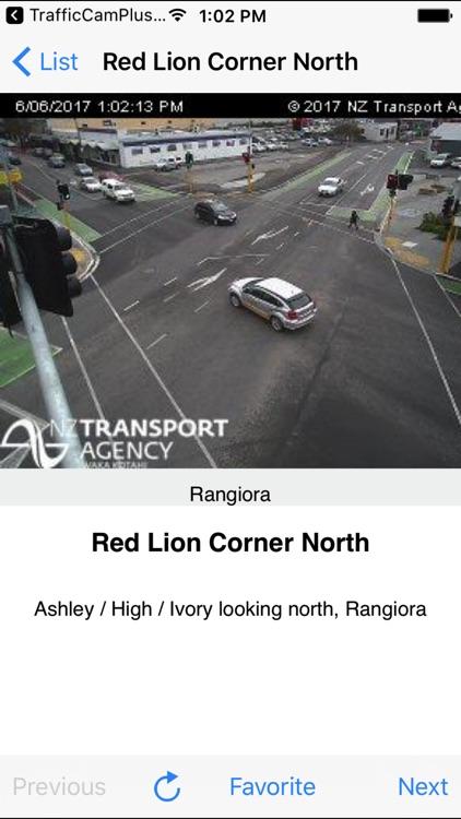 Christchurch Traffic Cam