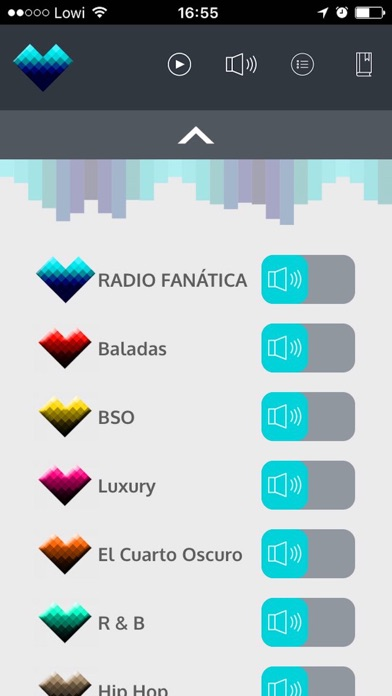 Radio Fanática screenshot 4