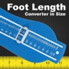 Foot Length Converter in Size  Lite - iPhoneアプリ