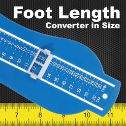 Foot Length Converter in Size Lite