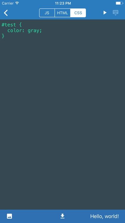 JavaScript Anywhere - JSAnywhere screenshot-4