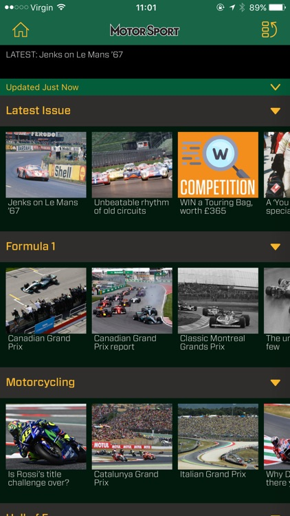 Motor Sport magazine – motorsport news & insight