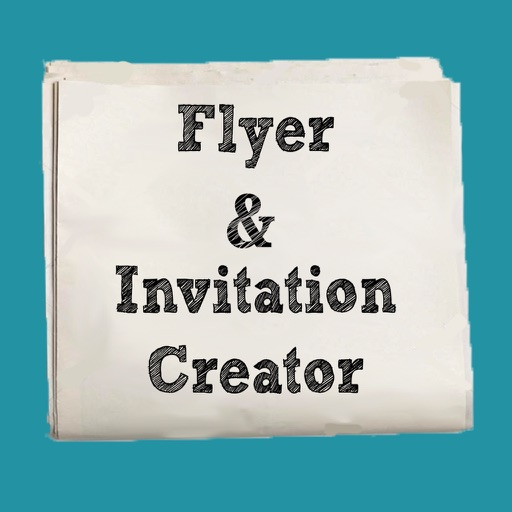 Flyer & Invitation Maker