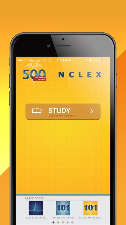 500 Last Minute Study Tips - NCLEX screenshot-0