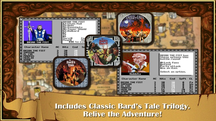 The Bard's Tale screenshot-4
