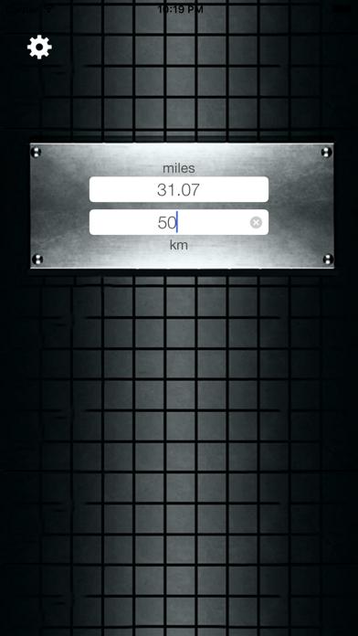 Screenshot #2 pour Miles Km