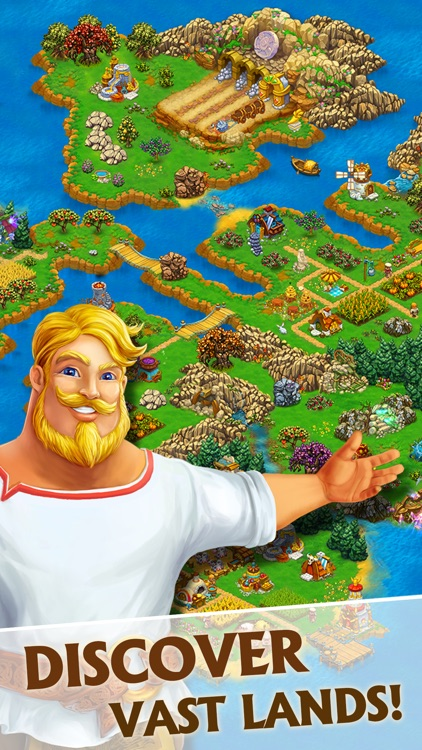 Harvest Land screenshot-3