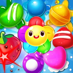 Fruit Garden Mania : Match-3 Puzzle Game