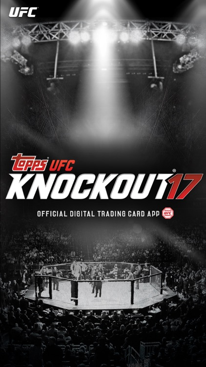 UFC KNOCKOUT: MMA Card Trader