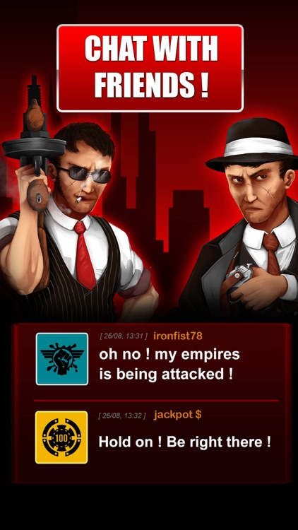 City Domination – Mafia MMO screenshot-3