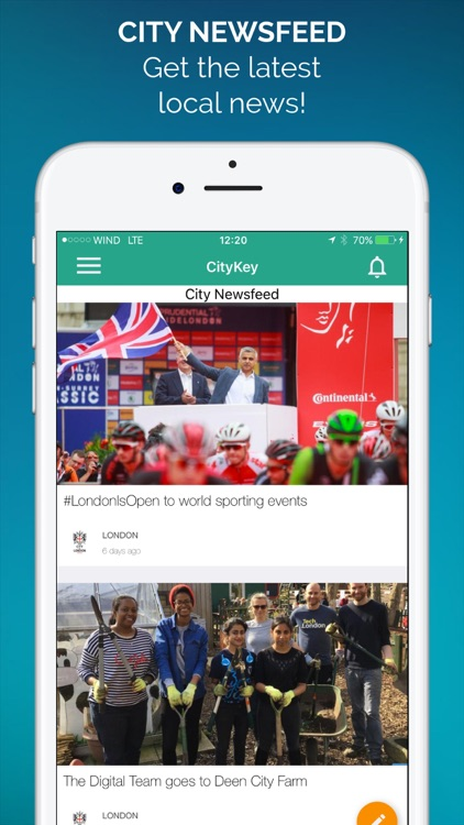 CityKey ID screenshot-3