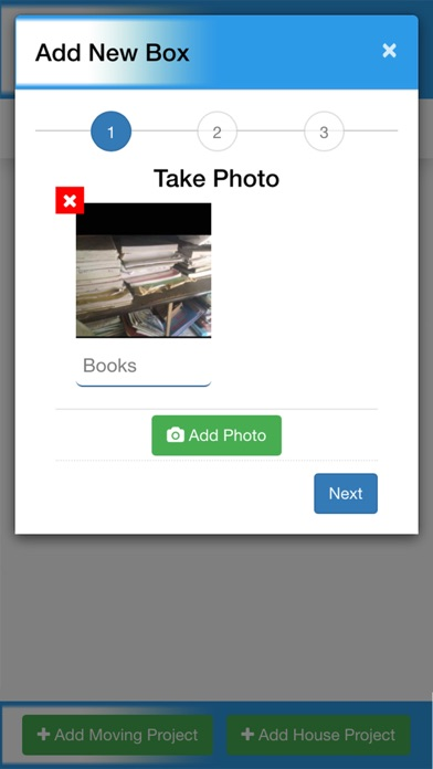 Box Organiser Pro app image