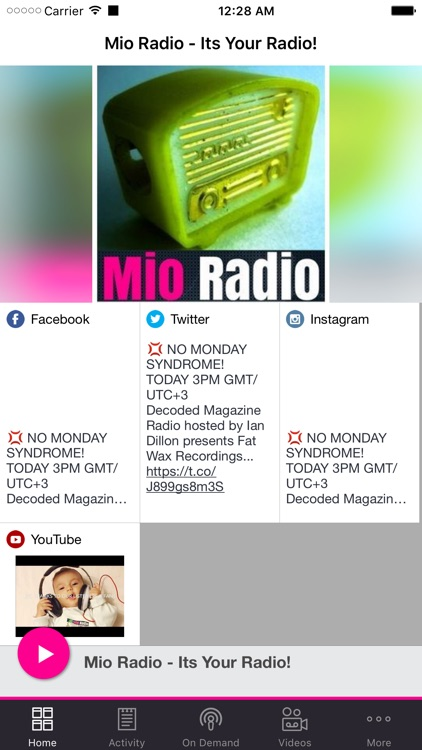 Mio Radio - Its Your Radio!