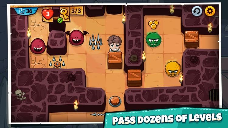 Maze Bandit screenshot-0