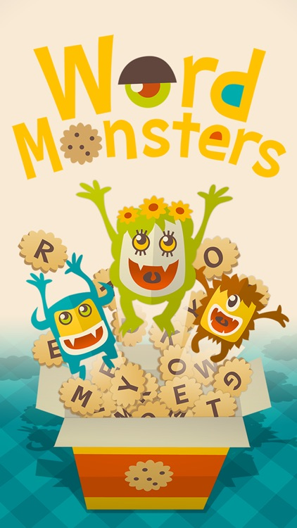 Word Monsters screenshot-0