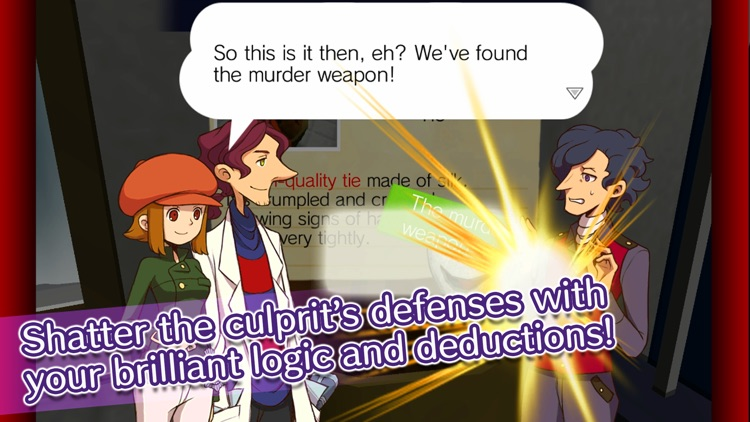 LAYTON BROTHERS MYSTERY ROOM screenshot-4