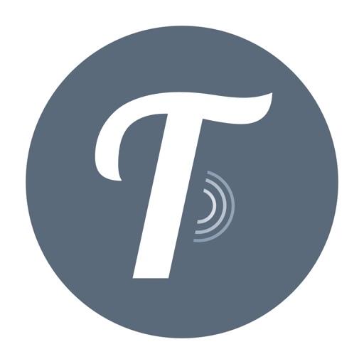 TUUNES™ Ringtones, Music & Text Tones for iPhone app logo
