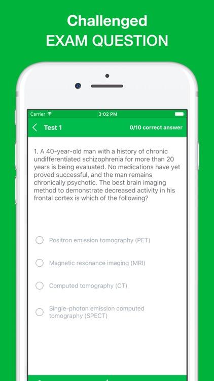 Psychiatry Exam Questions 2017 Edition