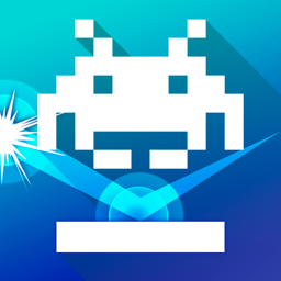 Ícone do app Arkanoid vs Space Invaders