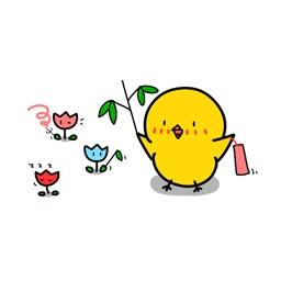 Chick JP Sticker - Events
