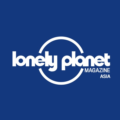 Lonely Planet Asia (Magazine) icon