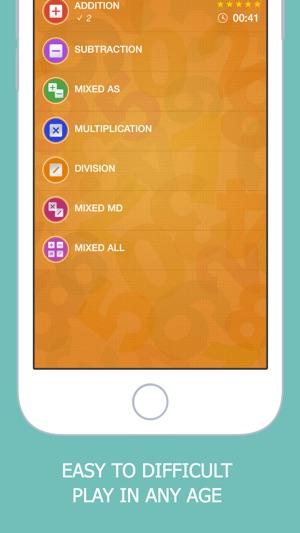 Math Problem Solver Ninja Math Games Flash Cards On The App Store