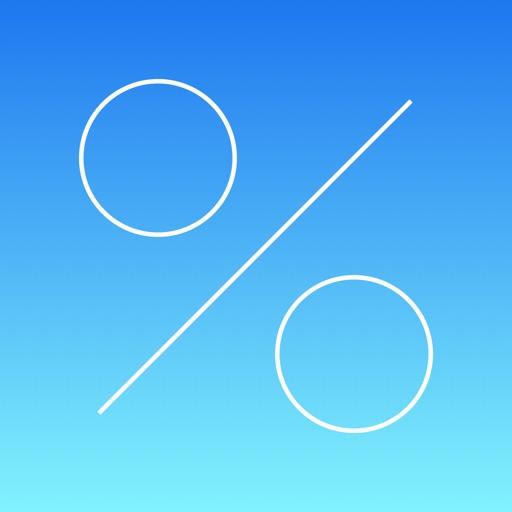 Easy Percent – простой калькулятор процентов