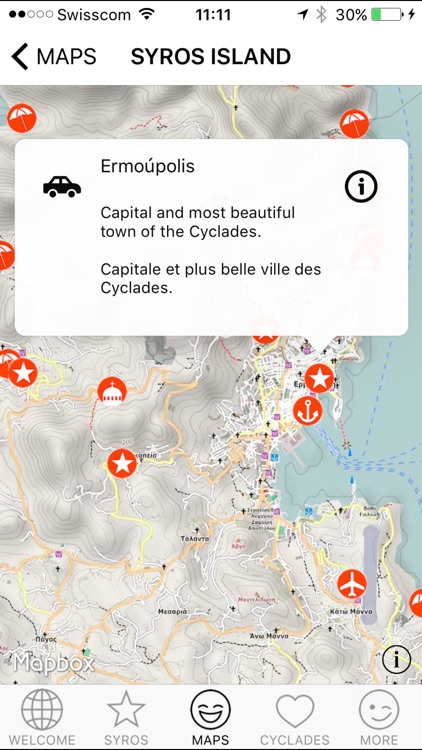 Syros - The Cyclades in Your Pocket screenshot-4