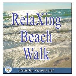 Relaxing Beach Walk