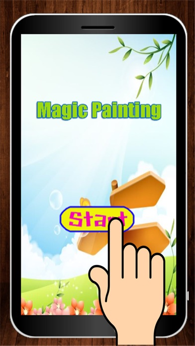 Coloring Magic Painting For Adult Screenshot