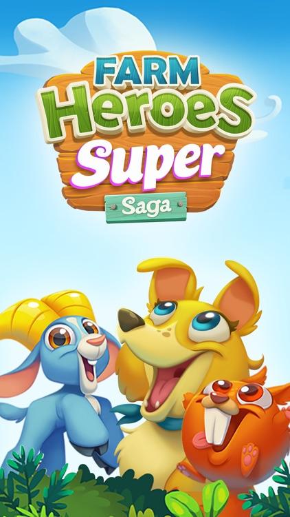 Farm Heroes Super Saga: Match, Collect and Grow! screenshot-4