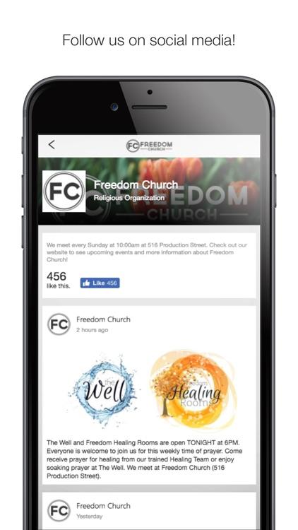 Freedom Church SD