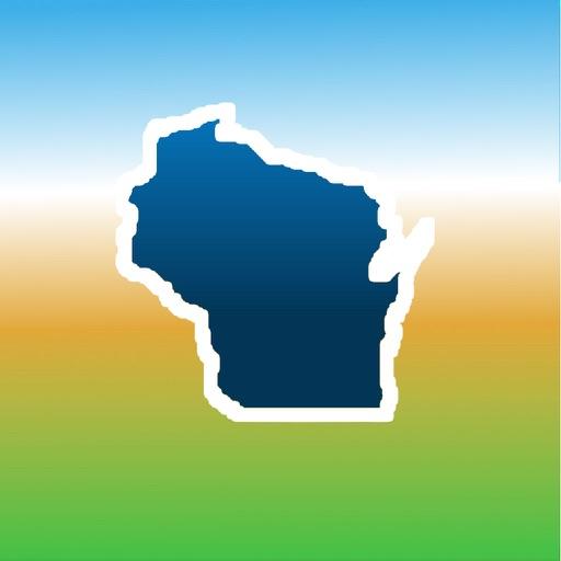 Aqua Map Wisconsin WI Lakes - Nautical Charts