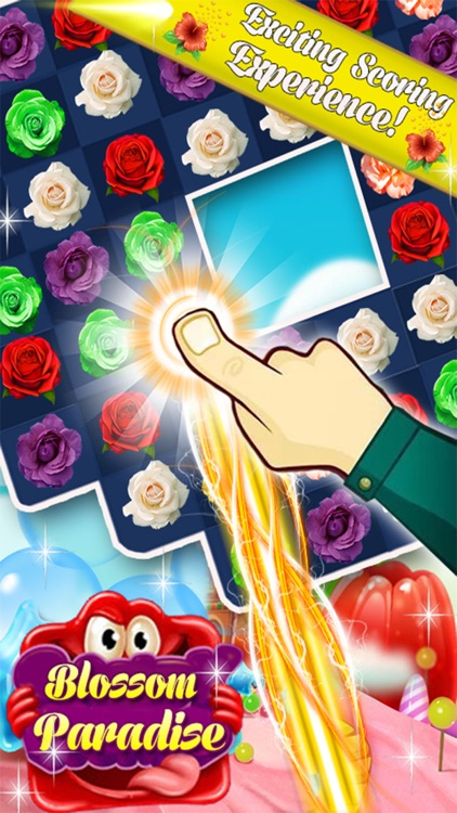 Blossom Crush Paradise screenshot-0