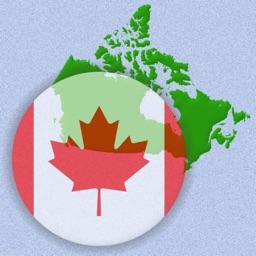 Canadian Provinces and Territories: Quiz of Canada