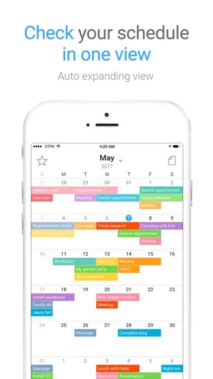 TimeBlocks - Mobile Planner (Calendar/Todo/Note)